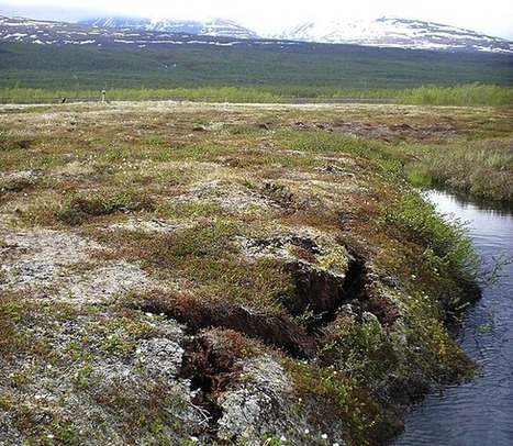 We're Scarily Close to the Permafrost Tipping Point | Living with Climate Change | Scoop.it