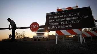 Effects of government shutdown seen across US - Los Angeles Times | Current Events Gov | Scoop.it