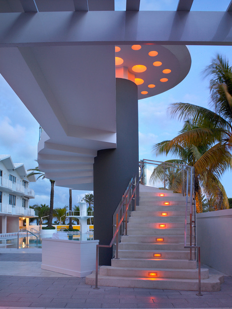 ADD Inc Wins Award From AIA Florida For Renovation of the Historic Shelborne South Beach Hotel - Archinect.com | Sri Lanka | Scoop.it