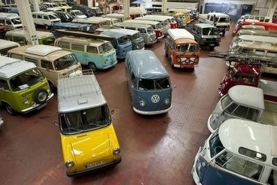 Volkswagen Commercial Vehicles Oldtimer : le Combi bichonné | le blog auto | Volkswagen Beetle | Scoop.it