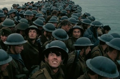 First Teaser Trailer For Christopher Nolan's World War II Movie 'Dunkirk' Has Been Released (VIDEO) - Movie Smack Talk | Movies | Scoop.it