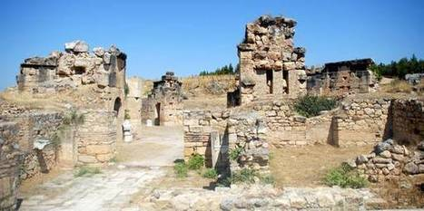Turkey: Italian archaeologists find Gate to the Underworld - Culture - ANSAMed.it | Teaching history and archaeology to kids | Scoop.it