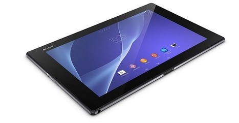 New Sony Xperia Z2 Tablet Up for Sale in the UK | WebSpydr | WebSpydr | Scoop.it
