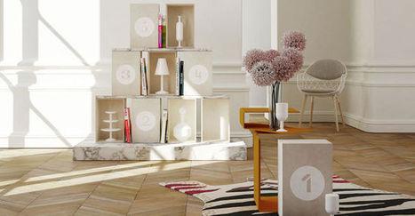 La designer box : abonnement design immédiat - CôtéMaison.fr | RETAIL | Scoop.it