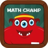 Math Champ - iPhone / iPad quiz game for the classrooms | INKids | Cyberteachers | Scoop.it