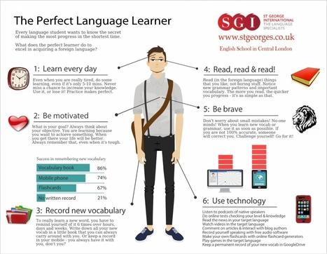 l'apprenant parfait en FLE  the-perfect-language-learner.jpg (1200x930 pixels) | Education and idioms | Scoop.it
