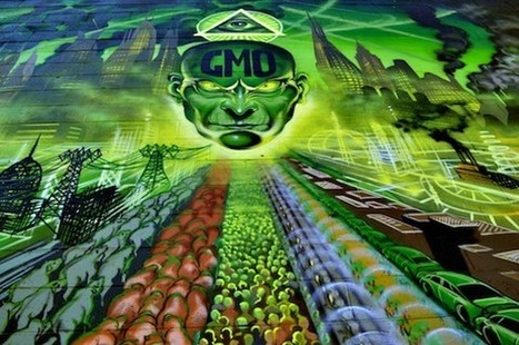 Artist Mear One Tells the Story Behind His Anti-GMO Mural in Culver City | contemporary artists | Scoop.it