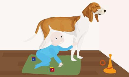 Un chien est cool avec les enfants ?   Parent Autrement à Tahiti   Scoop.it