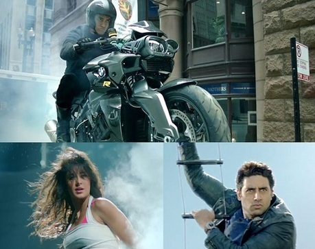 Dhoom 3 trailer | Bollywood Updates | Scoop.it
