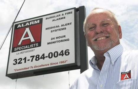 Q&A: Home security systems do more than monitor doors, windows | Property Protection Brevard, FL | Scoop.it