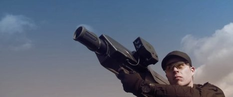 Skywall 100 : un bazooka pour dégommer et capturer les drones | Drone | Scoop.it