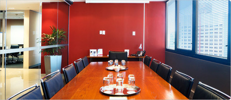 Rent a Board Room   Regus NZ   Flexible Workplaces Auckland   Scoop.it