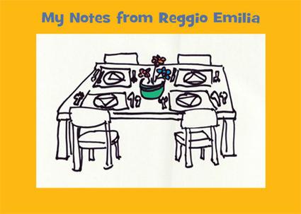 The Joy of Eating: Notes from Reggio Emilia | United Way | Scoop.it