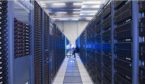 Environmental Effects of Servers and Data Centers | EnviroGadget | Environmental Data Research | Scoop.it