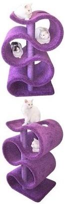 Modern Ribbon Cat Tree   Dog Products   Scoop.it