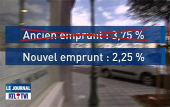 Rachat de crédit hypothécaire: les banques vous arnaquent-elles ? - RTL.be | Rachat de crédit | Scoop.it