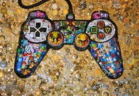 Elisa Naranja : Recyclage et ambiance pop culture | recyclage créatif | Scoop.it