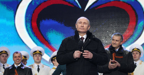 How Putin Plays With the Law - New Yorker (blog) | Curated Topics | Scoop.it