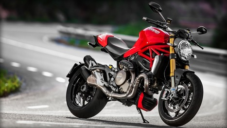 New Ducati Monster 1200 S | Ducati & Italian Bikes | Scoop.it