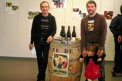 Une expo pour raconter l'histoire du vigneron cransacois Didier bouscal | L'info tourisme en Aveyron | Scoop.it