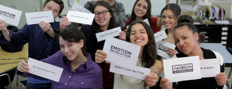 Emotion Revolution - Yale Center for Emotional Intelligence | Positive futures | Scoop.it