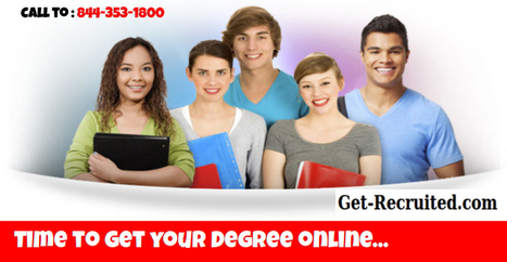 Time To Select Your Degree Online | Online Recruitment | Scoop.it