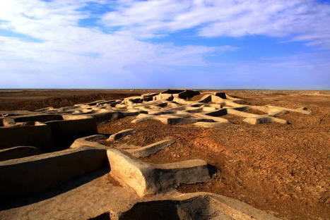 Shahr-i-Sokhta - UNESCO World Heritage Centre | Les déserts dans le monde | Scoop.it