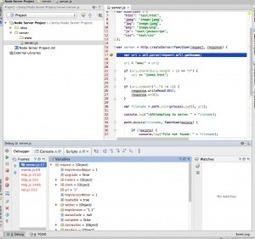 Mykola Bilokonsky : Using IntelliJ Idea to build HTML5 apps on a Node.JS server | html5 | Scoop.it