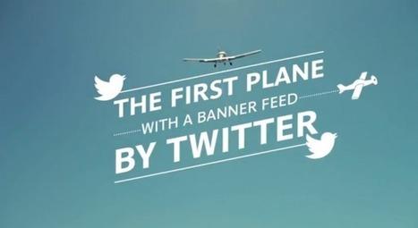 Envoyez des tweets d'amour, le Cornetto Love Plane les publie dans le ciel | streetmarketing | Scoop.it