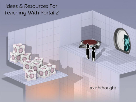 Spatial Thinking & Critical Analysis: Teaching With Portal 2   TeachThought   Scoop.it