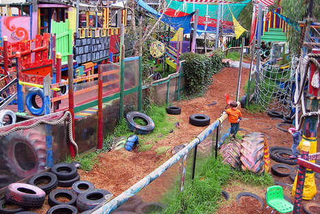 Adventure Playgrounds & Mutli-Use Destinations | green streets | Scoop.it