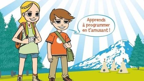 Apprendre à coder et programmer : 50 ressources pour les enfants et les ados - Geek Junior - | TICE | Scoop.it