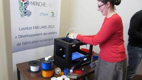 Un FabLab mobile bientôt sur les routes de la Manche | Digital Marketing | Scoop.it