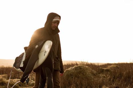 """Photos : découvrez le slab irlandais """"The Unfound""""   Red Bull Surf   Surfing   Scoop.it"""