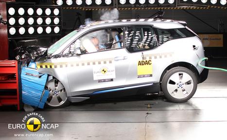 Crash-test BMW i3 - Manque-t-il vraiment une étoile ? - Actualités - L'Automobile Magazine | Buzz Actu - Top news on the web ! | Scoop.it