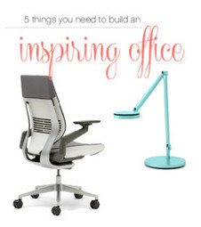 Build an Inspiring Office | Design On Demand | 2 North Shore | Scoop.it