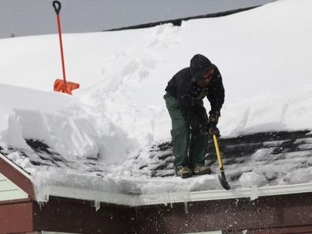 Ice-damming solutions for next year | Gutters-Toledo | Scoop.it