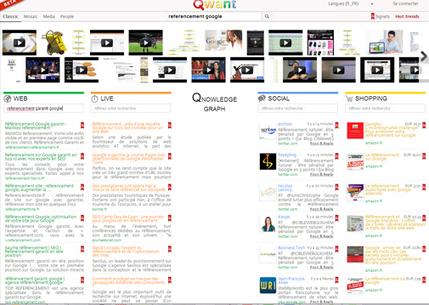 « QWANT », le moteur de recherche qui fera trembler Google ! | La Voyance par telephone consiste franco prosperite | Scoop.it