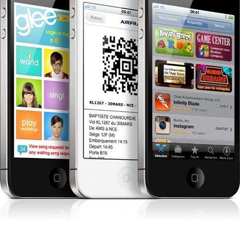 Apple - iPhone - Téléphone portable, iPod et terminal internet. | iPhone & Jailbreak | Scoop.it