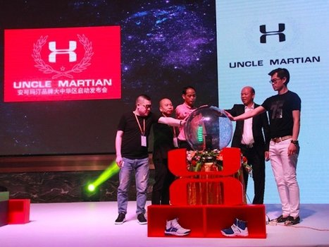 A Chinese sportswear brand called Uncle Martian just launched, and it appears to be openly ripping off Under Armour | Fitness X Fashion | Scoop.it