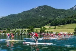 The Alpine Lakes Tour: Another Contender For World's *Most Beautiful* Race Series | Stand up paddle | Scoop.it