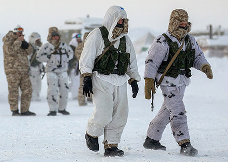 US Studying Possibilities to Deter Russia in the Arctic | Global politics | Scoop.it
