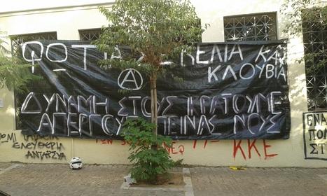 Πολιτική βασανιστήριου απέναντι σε απεργούς πείνας πολιτικούς κρατούμενους   antifa   Scoop.it
