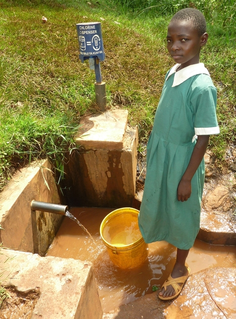A Surprising Barrier To Clean Water: Human Nature : NPR | Cleantech | Scoop.it