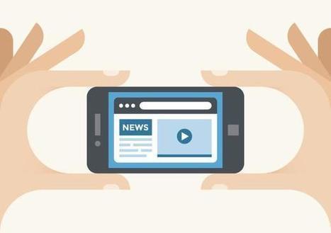 Quale futuro per l'informazione digitale? Ecco 10 trend | Inside Marketing | Scoop.it