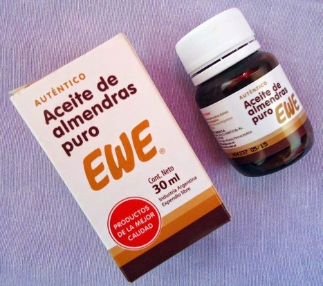 REVIEW: aceite de almendras EWE + intro a Grasa angelical vs Grasa demoniaca | Beautypul | Beautypul | Scoop.it