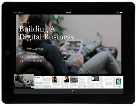 Apple announces new iBooks features and updates - Talking New Media | iBooks Author Advanced Topics | Scoop.it