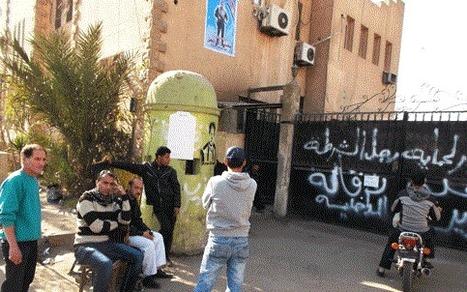 Police égyptienne: La grogne gagne du terrain   Égypt-actus   Scoop.it