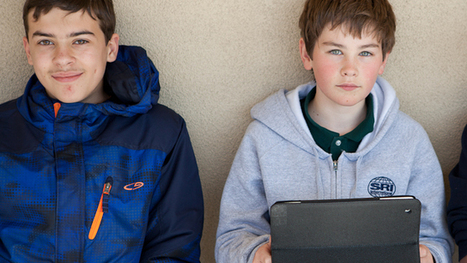 What Students Think About Using iPads in School | Higher Education and more... | Scoop.it
