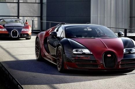 Is This the Bugatti Veyron Grand Sport Vitesse La Finale? - SpeedLux | Technology | Scoop.it
